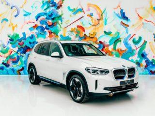 ¿Qué te inspira el nuevo BMW iX3?