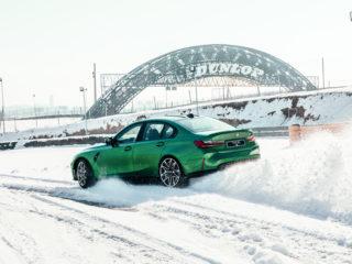 BMW M3 vs. Filomena