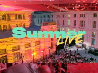 Nace Summer Live, nuestra nueva dimensión experiencial