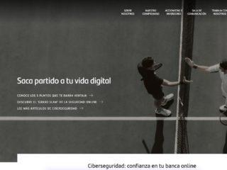 """Saca partido a tu vida digital"" Summer + Santander + Rafa Nadal"
